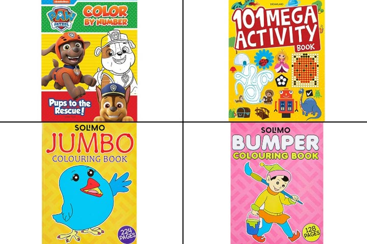 Best Activity Books To Buy