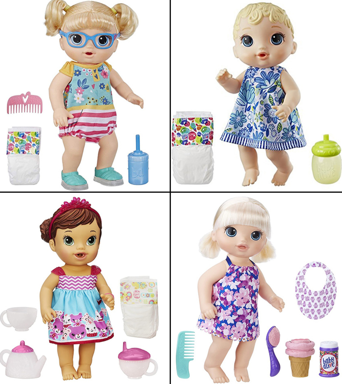 13 Best Baby Alive Dolls Of 2020
