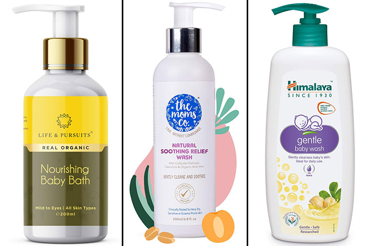 Best Baby Body Wash To Buy In India 2020