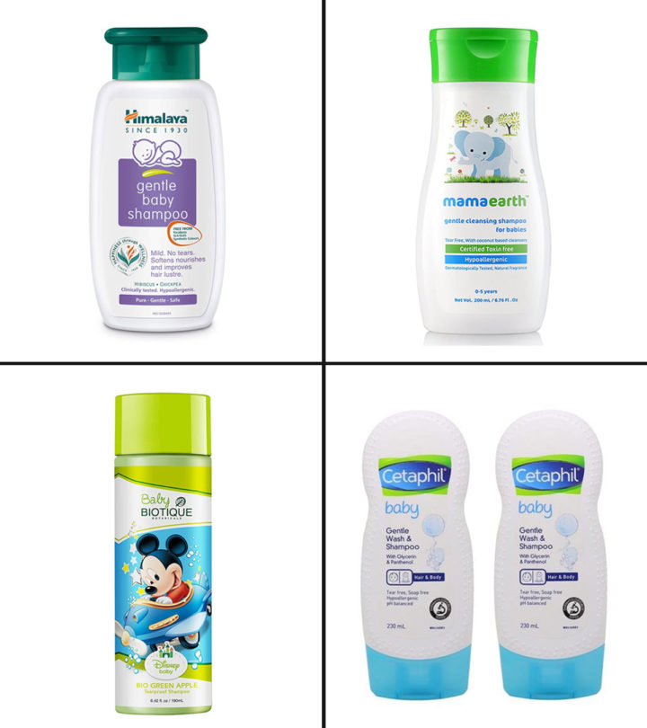 Best Baby Shampoo To Buy In India-1
