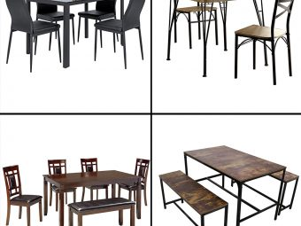 13 Best Dining Table Sets Of 2021