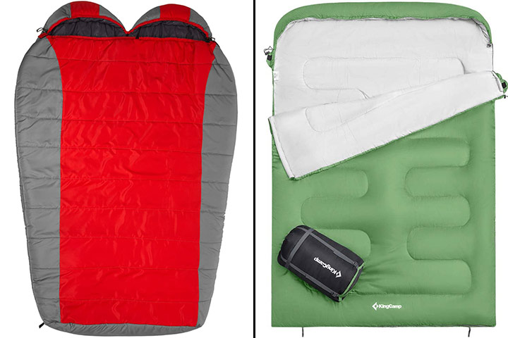Best Double Sleeping Bags In 2020