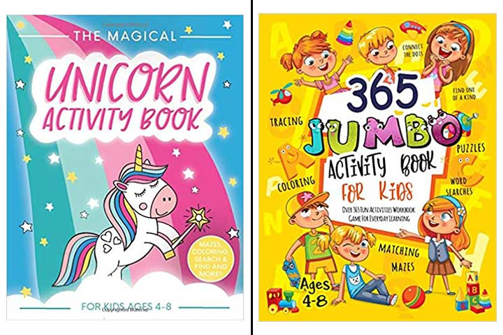 Best Kids Activity Books To Buy In 2020