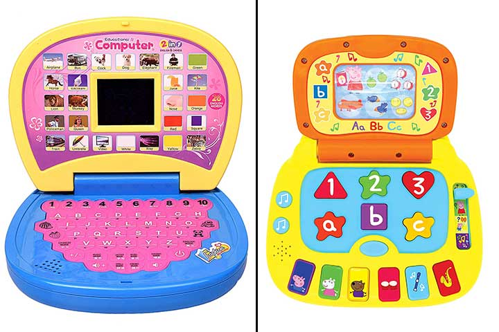 Best Laptop Toy For Babies To Buy In India