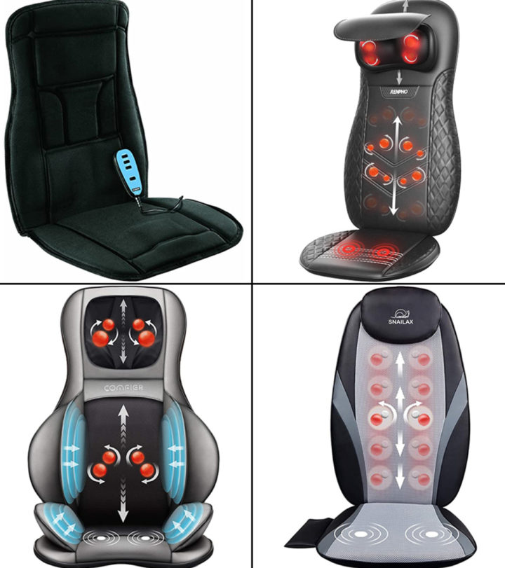 Best Massage Pads For Chairs