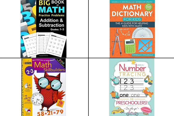 Best Math Workbooks