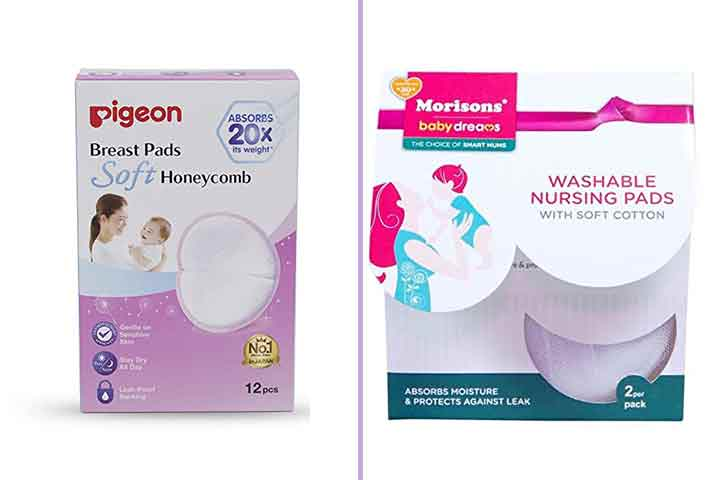 Best Nursing Pads To Buy In India