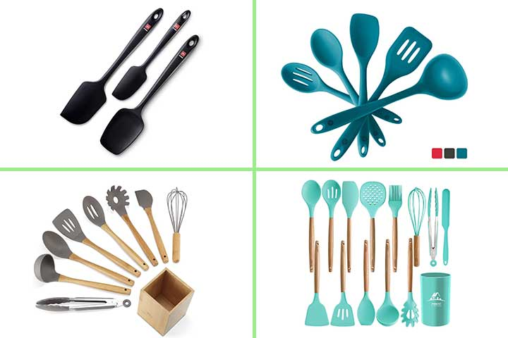 Best Silicone Cooking Utensils This Year