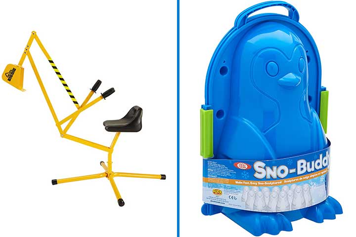 Best Snow Toys For Kids Of 2020