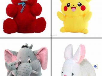 बच्चों के लिए 16 सबसे अच्छे सॉफ्ट टॉयज | Best Soft Toys For Babies To Buy