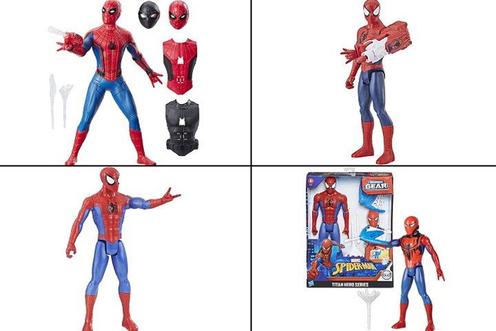 Best Spiderman Toys