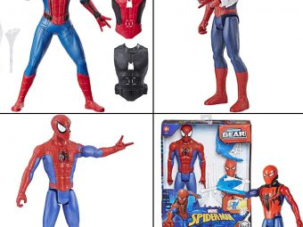 15 Best Spiderman Toys To Buy In 2021