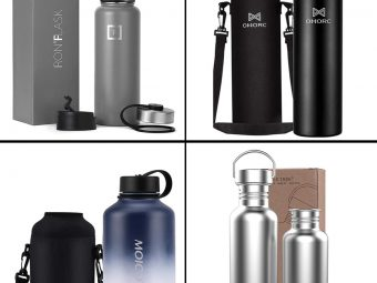 15 Best Stainless Steel Water Bottles Of 2021
