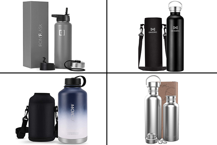 15 Best Stainless Steel Water Bottles Of 2020
