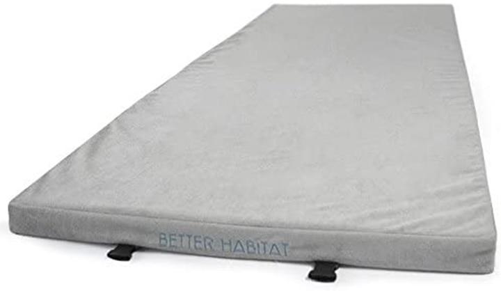 Better Habitat CertiPUR-US SleepReady Memory Foam Floor & Camping Mattress