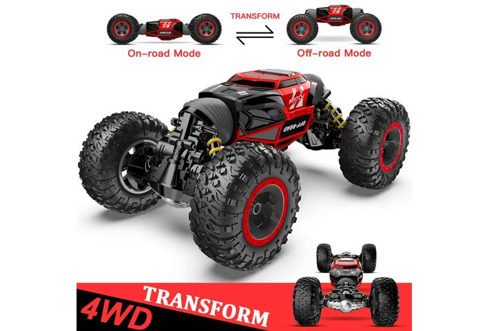 Bezgar Off-Road Remote Control Car