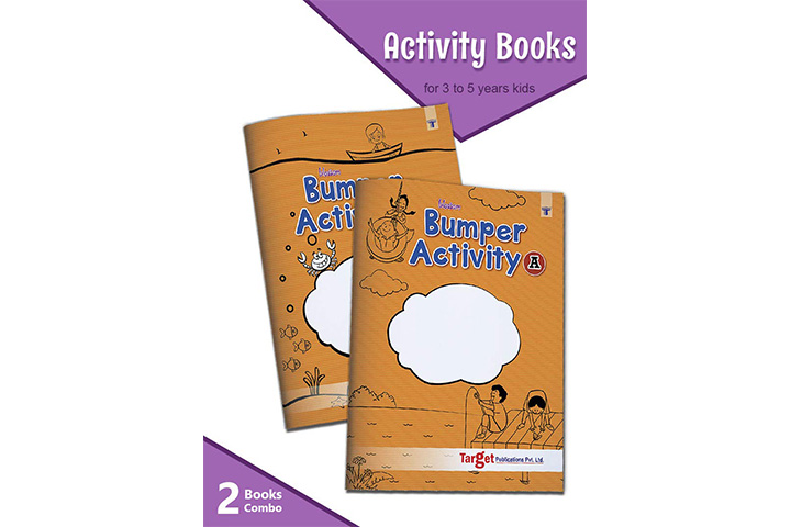 Blossom Bumper Activity Books