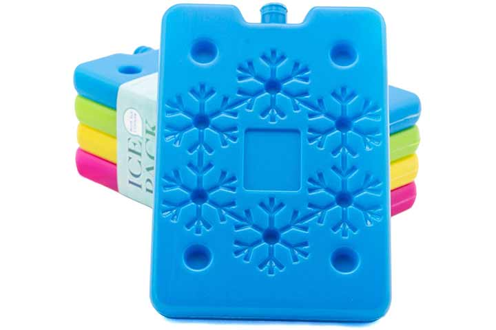 Blue Ele Compact Ice Packs