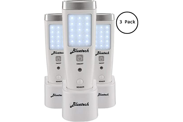 Bluetech Rechargeable LED Emergency