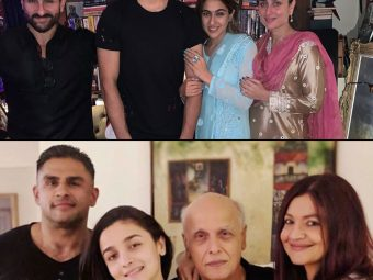 Bollywood's Half-Sisters And Half-Brothers And The Unusual Relationship They Share