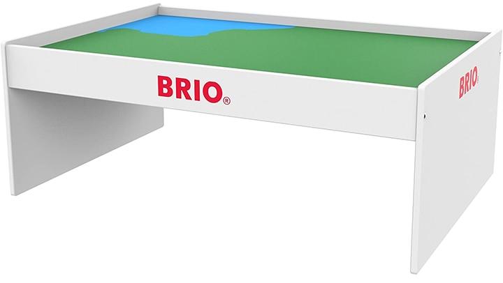 Brio World 3309 Play Table Wood Train Set Table