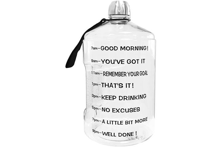 BuildLife 1 Gallon Water Bottle