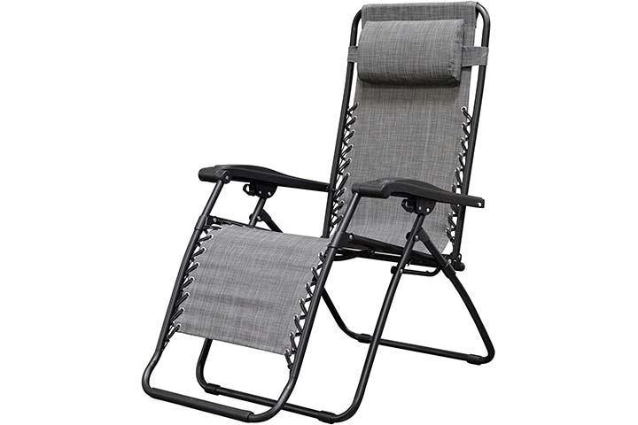 3. Caravan Canopy Sports Infinity Zero Gravity Chair