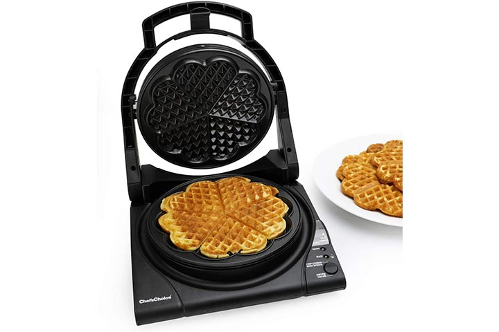 Chef'sChoice 840 WafflePro Taste Texture Select Waffle Maker