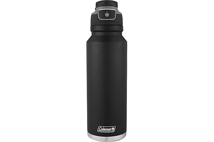 Coleman FreeFlow AUTOSEAL Insulated Stainless Steel Water Bottle