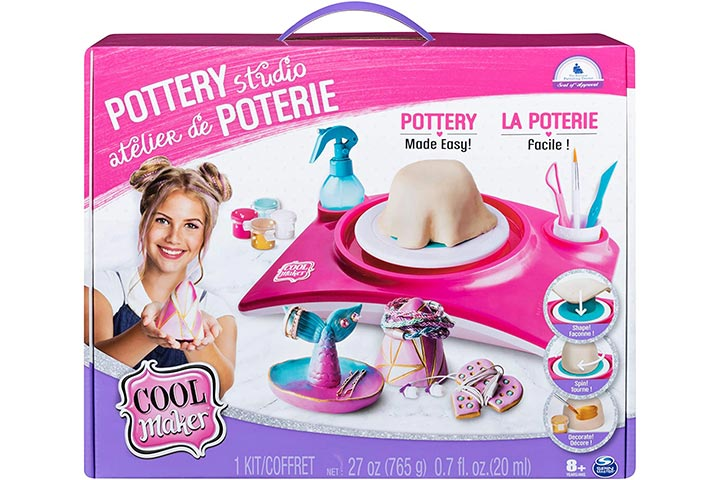Cool Maker - Pottery Studio