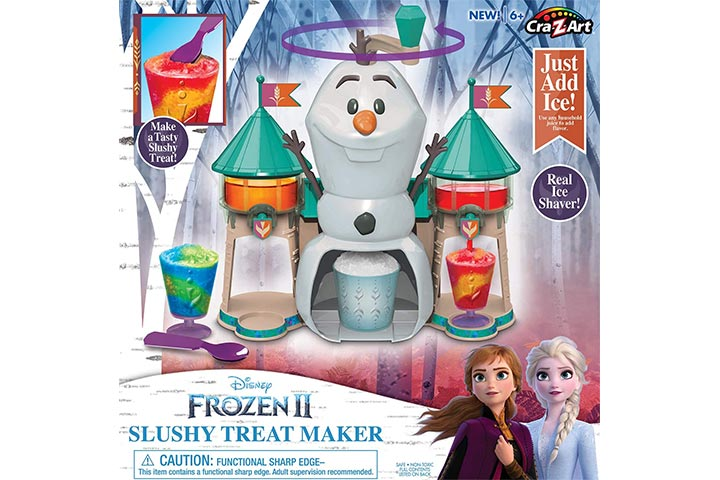 Cra-Z-Art Disney Frozen II Slushy Treat Maker