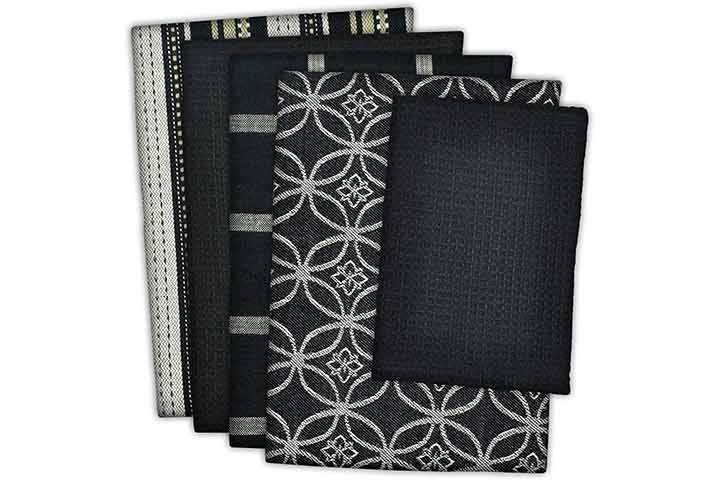 DII Cotton Oversized Kitchen Dish Towels