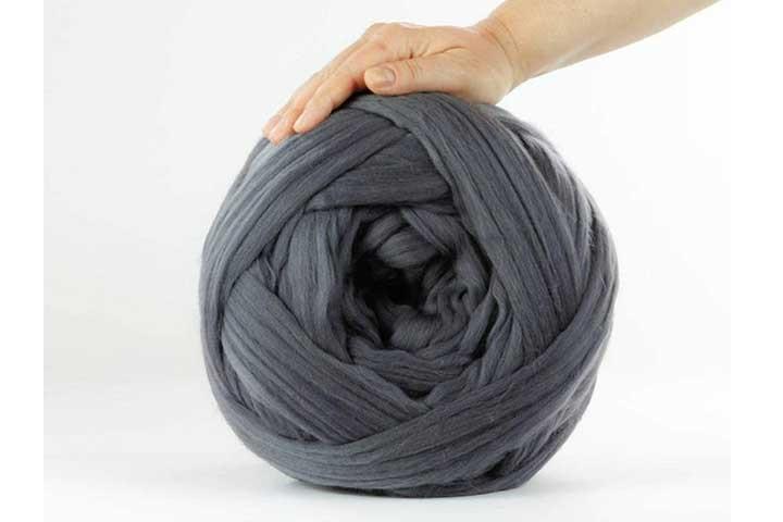DIRUNEN Merino Wool Yarn