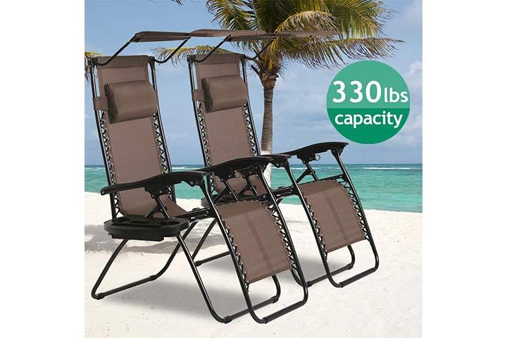Dkeli Zero Gravity Chair