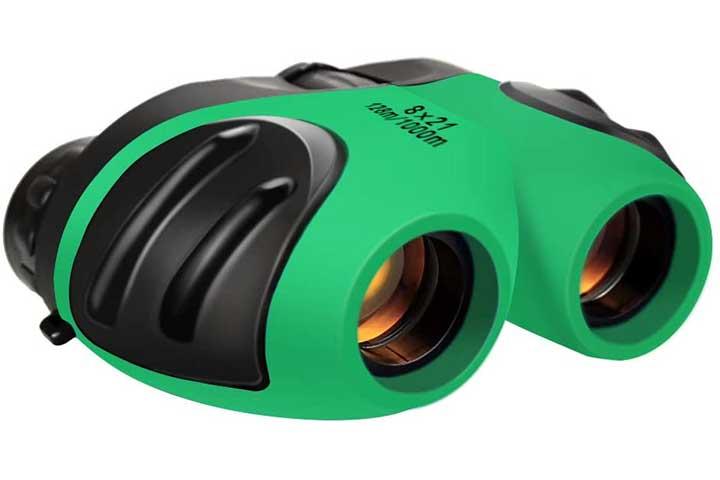 Dreamingbox Compact Shockproof Binoculars