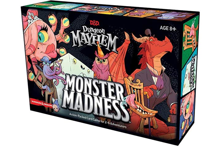 Dungeons & Dragons Monster Madness