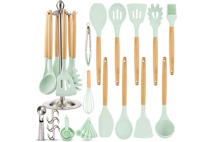 Eagmax Silicone Cooking Utensil Set