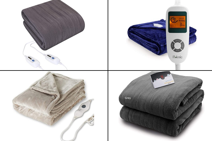 Electric Blankets To Warm Up Your Winter