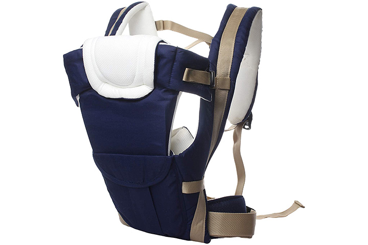 Eranqo 4-in-1 Adjustable Baby Carrier