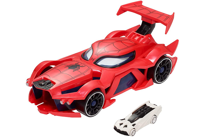 FDM61 Hot Wheels Spider-Man