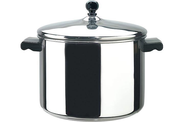 Farberware 50006 Classic Stainless Steel Stockpot