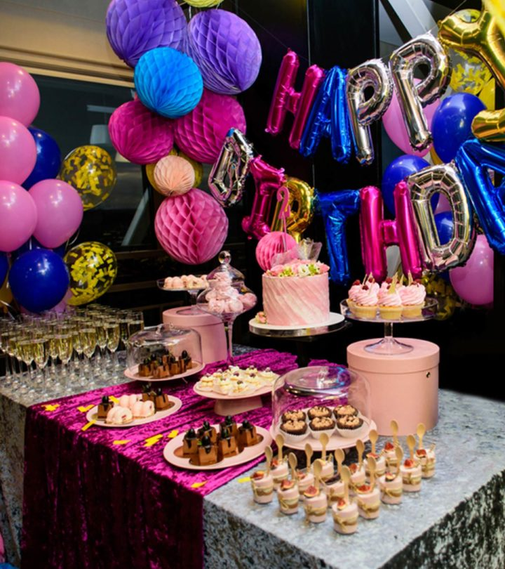 First Birthday Party Food Ideas And Planning Tips