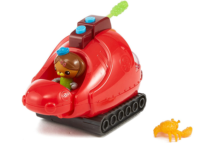 Fisher-Price Octonauts GUP-X & Dashi
