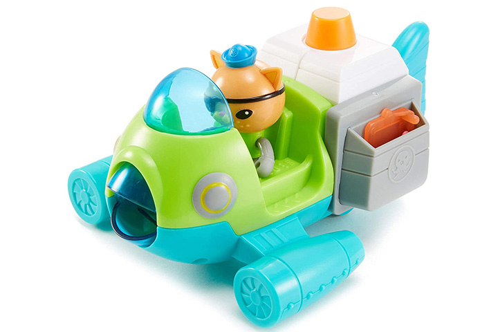 Fisher-Price Octonauts Gup-P & Kwazii