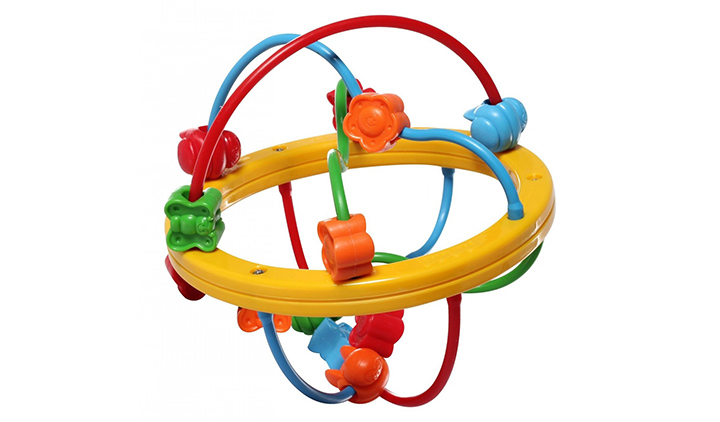 Fisher Prize Bead Ball