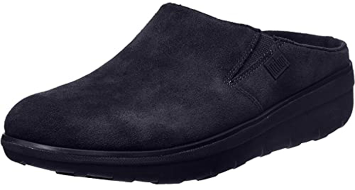 FitFlop Women's Loaff Suede Clogs
