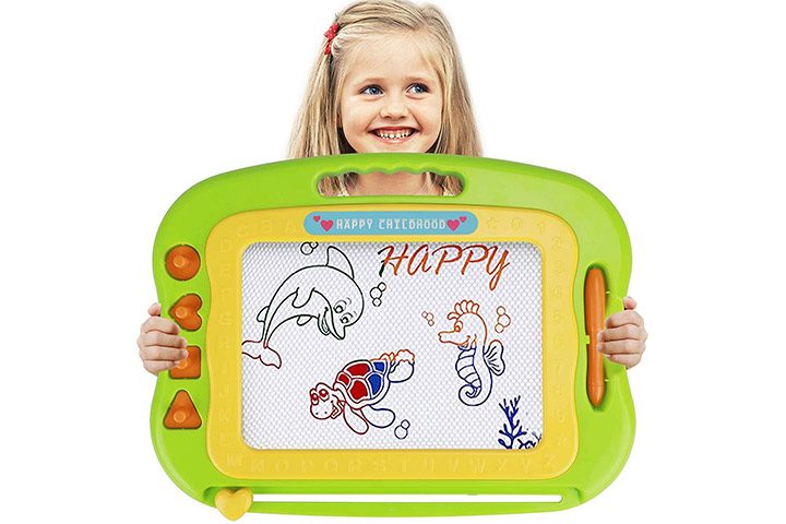 Flanney Magnetic Doodle Pad