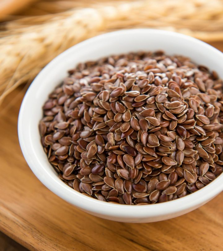 Flaxseed And Breastfeeding Safety, Benefits, And Precautions