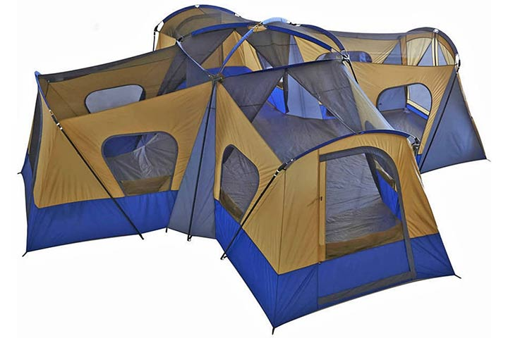 Fortunershop Family Cabin Tent