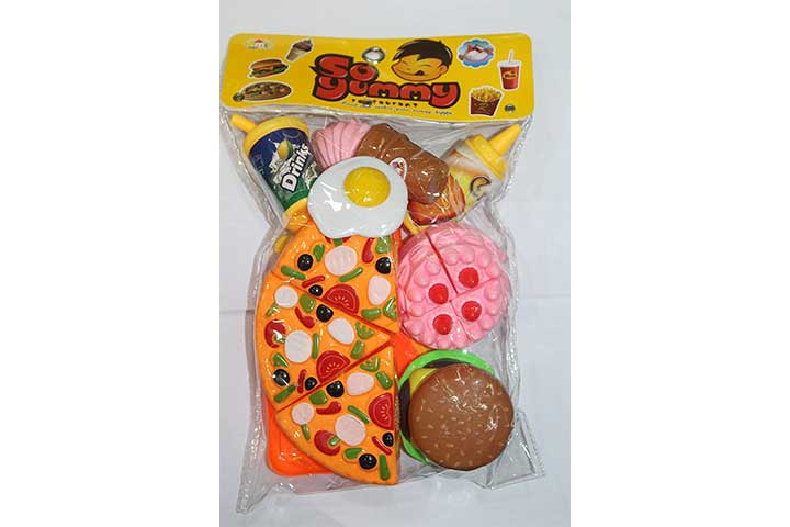 Fratelli - So Yummy - Fast Food Play Set